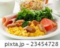 朝食 朝食バイキング 朝食ブッフェの写真 23454728