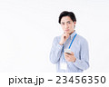 ビジネスマン(スマホ) 23456350