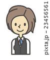 店員【シンプルキャラ・シリーズ】 23456561