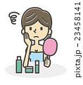 肌荒れ 肌トラブル【シンプルキャラ・シリーズ】 23458141