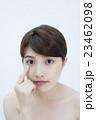 美肌の女性 美容ポートレート 23462098