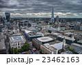 セント・ポール大聖堂から見たロンドンの町並み:スカイガーデンとザ・シャード  23462163