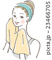 ベクター ビューティー 女性のイラスト 23466705