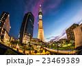 東京スカイツリー 限定ライティング「煌」 23469389