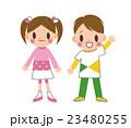 子どもたち・全身 23480255