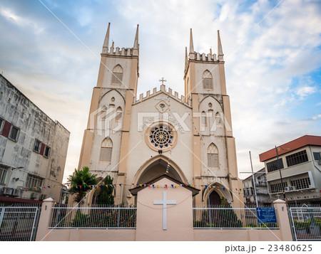 St. Francis Xavier Church 23480625