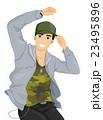 Man Hip Hop Dancer 23495896