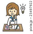 勉強【シンプルキャラ・シリーズ】 23497922