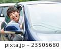 男性 車 自動車の写真 23505680