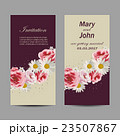 Set of wedding invitation cards design. 23507867