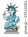自由の女神-ポイント 23510261