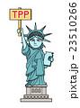 自由の女神-TPP 23510266
