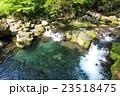 清流 菊池渓谷 川の写真 23518475