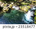 清流 菊池渓谷 川の写真 23518477