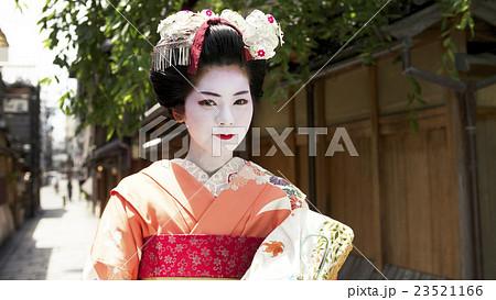 舞妓さん 京都観光イメージ 23521166