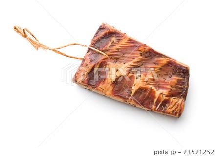 fresh smooked baconの写真素材 [23521252] - PIXTA