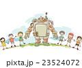 Steampunk Stickman Kids Robot Hands 23524072