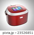タッチパネル付きの炊飯器 23526851
