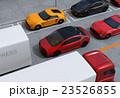 交通渋滞のイメージ 23526855