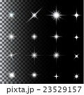 set of glow light effect stars bursts with 23529157