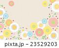 背景素材-可愛い花1(テクスチャ) 23529203