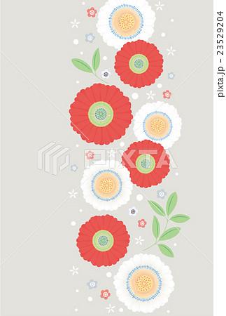 背景素材-可愛い花2 23529204