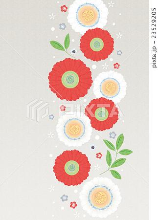 背景素材-可愛い花2(テクスチャ) 23529205