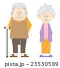 男女の老人 23530599