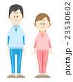 介護士の男女 23530602