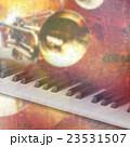 ピアノ 音楽 楽器のイラスト 23531507