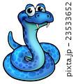 ヘビ 蛇 ベクトルのイラスト 23533652