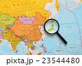 世界地図・日本 23544480