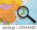 世界地図・日本 23544485