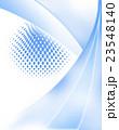 抽象模様とドット模様 23548140