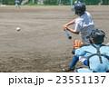 高校野球試合風景 23551137