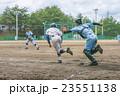 高校野球試合風景 23551138