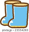 長靴(水色) 23554265