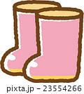 長靴(ピンク) 23554266