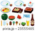 夏の食べ物 23555405