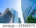 汐留 ビル 高層ビルの写真 23560573