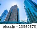 汐留 ビル 高層ビルの写真 23560575