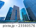 汐留 ビル 高層ビルの写真 23560576