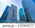 汐留 ビル 高層ビルの写真 23560577