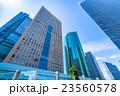 汐留 ビル 高層ビルの写真 23560578