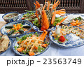 ベトナムのフエの宮廷料理 23563749