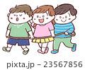 子供 汽車 23567856