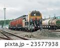 線路 鉄路 レールの写真 23577938