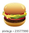 ハンバーガー チーズ ピクルス入 23577990