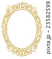 フォトプロップス 鏡 イラスト 23582599