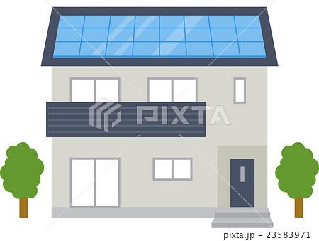 太陽光発電 23583971